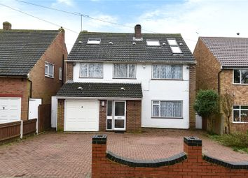 Thumbnail 6 bed detached house for sale in West Common Road, Uxbridge, Middlesex
