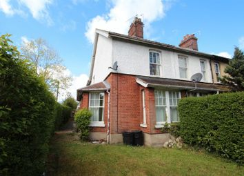 Thumbnail 2 bedroom end terrace house for sale in Waldeck Road, Norwich