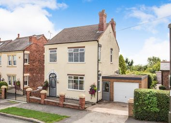 Thumbnail 4 bed detached house for sale in Codnor Denby Lane, Codnor, Ripley