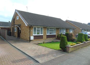 Thumbnail 2 bed semi-detached bungalow for sale in High Road, Leavesden, Watford