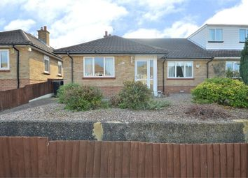 Thumbnail 2 bedroom semi-detached bungalow for sale in Ennerdale Road, Spinney Hill, Northampton