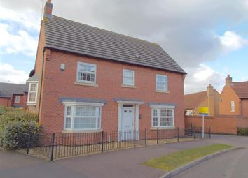 Thumbnail 4 bed detached house for sale in Lady Hay Road, Leicester, Leicestershire