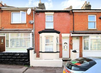 Thumbnail 3 bed terraced house for sale in Bright Road, Chatham, Kent