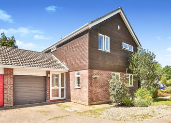 Thumbnail 4 bed detached house for sale in The Ridings, Cringleford, Norwich