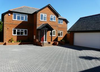 Thumbnail 4 bed detached house for sale in Upper Eddington, Hungerford