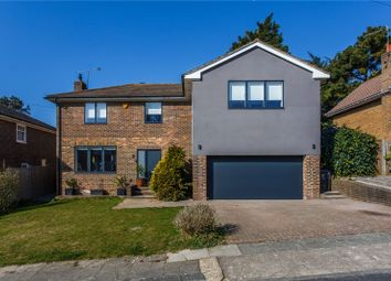 Hill Drive, Hove, East Sussex BN3. 5 bed detached house for sale