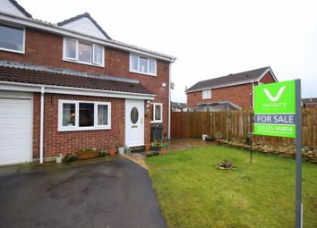 Thumbnail 3 bed semi-detached house for sale in Statham Place, Darlington