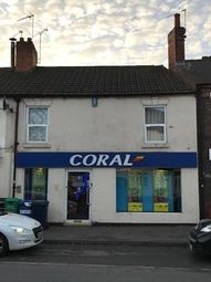 Thumbnail Commercial property for sale in 85-86 Horninglow Road, Burton Upon Trent, Staffordshire