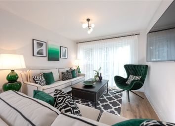 Thumbnail 2 bedroom flat for sale in St Albans Square, London Road, St Albans, Hertfordshire