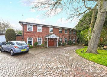 Thumbnail 5 bed property to rent in Tomswood Road, Chigwell