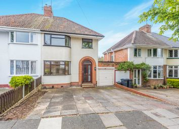 Thumbnail 3 bedroom semi-detached house for sale in Pakefield Road, Kings Norton, Birmingham