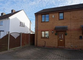 Thumbnail 3 bed semi-detached house for sale in Elizabeth Way, Northampton