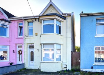 Thumbnail 3 bed semi-detached house for sale in Alexandra Road, Gorseinon, Swansea