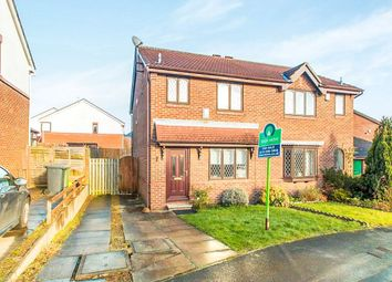 Thumbnail 3 bed semi-detached house for sale in Hopefield Court, Rothwell, Leeds