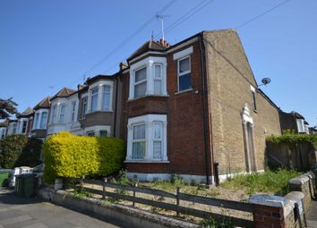 Thumbnail 1 bed flat to rent in Abbey Wood Road, London