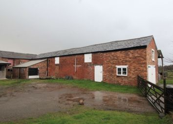 Thumbnail Land for sale in Gorstage Lane, Gorstage, Northwich