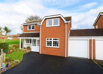Thumbnail 4 bed detached house for sale in Sherfield Close, Throop