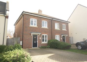 The Cobbs, Hartley Wintney, Hook RG27. 3 bed semi-detached house