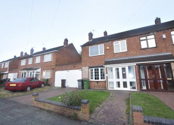 Thumbnail 3 bed property for sale in Springhill Road, Wednesfield, Wolverhampton