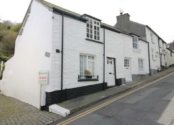 Thumbnail 2 bed end terrace house for sale in West Looe Hill, Looe