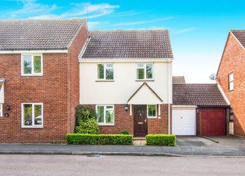 Thumbnail 3 bed semi-detached house for sale in Kelvedon Green, Kelvedon Hatch, Brentwood