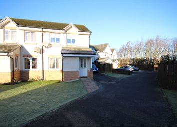 Thumbnail 3 bed semi-detached house for sale in 64 Bowhill View, Cardenden, Fife
