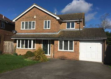Thumbnail 4 bed detached house for sale in The Russets, Meopham, Gravesend