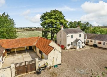 Thumbnail 4 bed farmhouse for sale in Digby Fen, Billinghay, Lincoln