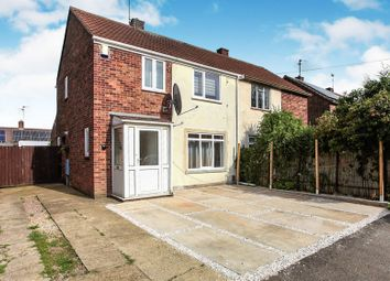 Thumbnail 3 bedroom semi-detached house for sale in Bluebell Avenue, Peterborough