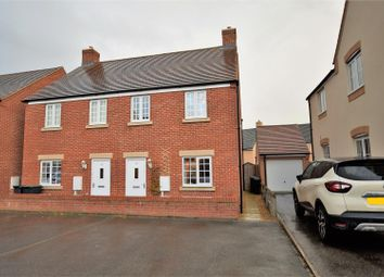 Thumbnail 3 bed semi-detached house for sale in Oak Lane, Kings Cliffe, Peterborough