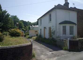 Thumbnail 3 bed detached house for sale in Woodside Road, Tunbridge Wells