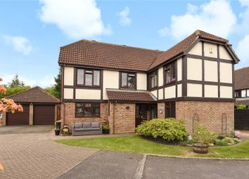 Thumbnail 5 bed detached house for sale in Whistler Grove, College Town, Sandhurst, Berkshire