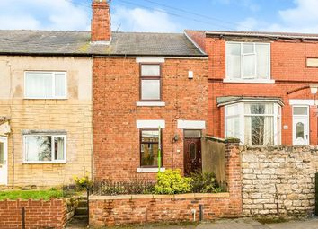 Thumbnail 2 bed terraced house for sale in Elm Green Lane, Conisbrough, Doncaster