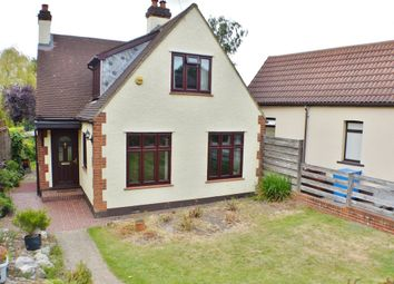 Thumbnail 3 bed detached house to rent in Honeypot Lane, Brentwood