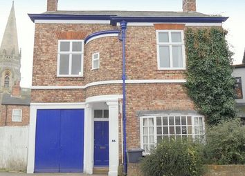 Thumbnail 4 bed detached house for sale in Heworth Road, York