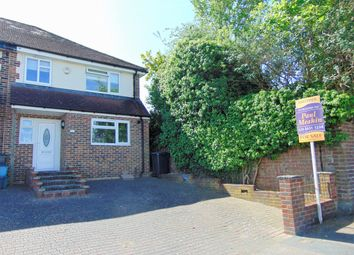 Thumbnail 3 bed end terrace house for sale in Benhurst Gardens, South Croydon