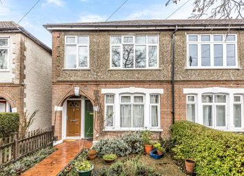 Thumbnail 2 bed flat for sale in Staines-Upon-Thames, Surrey