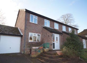 Thumbnail 2 bed end terrace house for sale in Foxglove Drive, Bordon