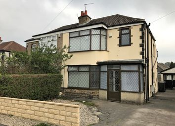 Thumbnail 3 bedroom semi-detached house to rent in Ederoyd Avenue, Pudsey