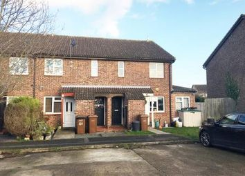 Thumbnail 1 bed flat for sale in 42 Shepperton Close, Lordswood, Chatham, Kent