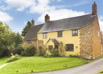 Thumbnail 4 bed detached house for sale in Back Lane, Oxhill, Warwick