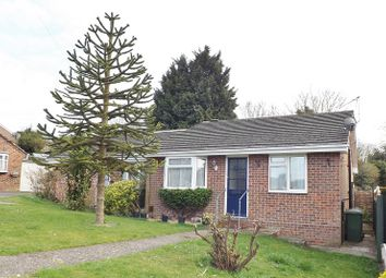Thumbnail 2 bed bungalow for sale in Chalk Ridge, Clanfield, Hampshire