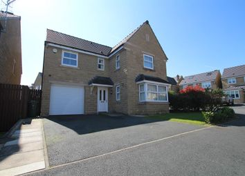 Thumbnail 4 bed detached house for sale in School Street, Cottingley, Bingley