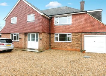 Thumbnail 4 bed detached house for sale in The Ridgeway, Tonbridge