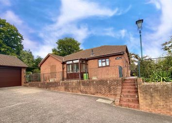 Thumbnail 3 bed detached bungalow for sale in Lydia Close, Newton Poppleford, Sidmouth
