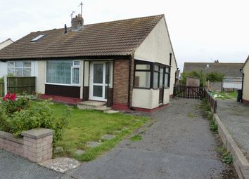 Thumbnail 2 bed semi-detached bungalow for sale in Lon Y Gors, Pensarn, Abergele