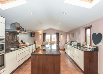 Thumbnail 4 bed terraced house for sale in Church Street, Ribchester, Preston