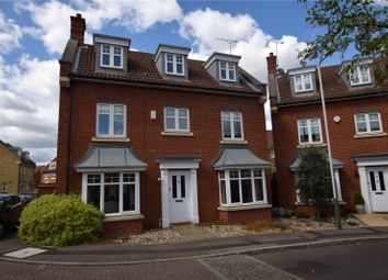 Thumbnail 4 bed detached house for sale in Oxford Close, Gidea Park, Essex