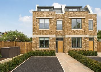 Thumbnail 3 bed semi-detached house for sale in Bronson Road, London