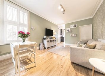 Thumbnail 1 bed flat for sale in Shrubbery Road, London